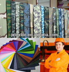T/C twill workwear fabric, polyester cotton fabric Workwear Uniform apron Cap Bags Luggage