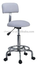 hairdressing stool with high density sponge hydraulic pump