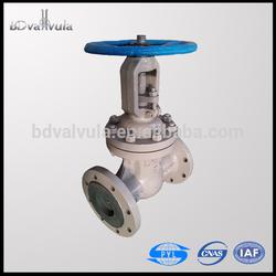 GOST DN40-600 carbon steel WCB stem gate valve PN16