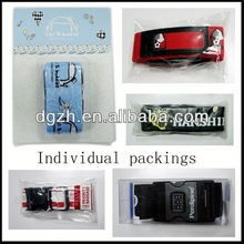 Package for luggage belts