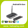 high performance rk3188 quad core cs918 android 4.2 android tv box