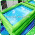 Piscina inflável piscina de água/pvc tecido para piscina