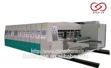 giga lx pieno servo di controllo automatico flexo 5 strati linea di produzione di cartone ondulato
