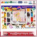 Meiyijia venda direta de plástico brinquedoseducativos contas perler jogos interativos bt-0028d
