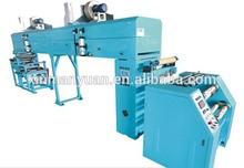 500mm width BOPP Jumbo roll tape coating machine,adhesive tape converting printing machine