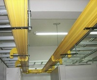 Wide used Engine room optical finer cable tray