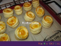China manufacturer Silicone pastry baking mat lowest price