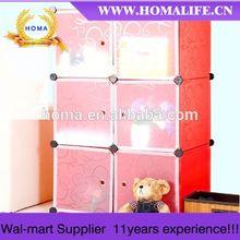 New model high quality Foldable Modern wardrobe 3d model free HMY2-3