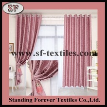 Polyester Blackout Curtain for Hotel