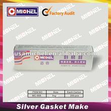 Silver Gasket Maker, Gasket Sealant, RTV Gasket Maker