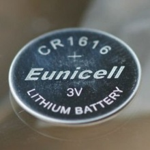 CR1616 CR1625 CR2016 lithium battery use in electronic clock/watches
