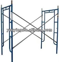 flip lock frame scaffolding/a frame scaffolding