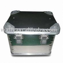 All aluminum case/metal tools case WT-701