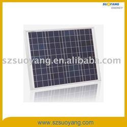 12V DC Solar Battery Charger PV Panel 30WP