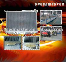 Automotive racing radiator for Subaru sti 2008