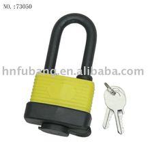 Outdoor lock waterproof lock , Long shackle Waterproof padlock,plastic lock