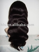 stock Body wave,100% human hair wig -best sale