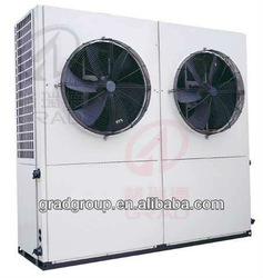 Air cooled scroll cold(hot)water unit
