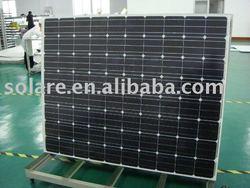High quality Mono 290Wp 40V best price per watt solar panels
