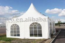 4mx4m Pagoda Garden Tent