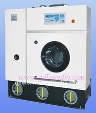 8kg electric heating laundry shop machine(washer,dry cleaning equipment)