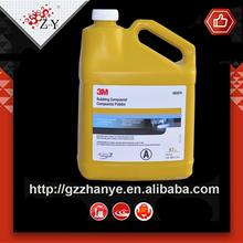3M 05974 super duty rubbring compound car wax remover