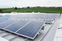 High efficiency sunpower poly solar module 365W 48V for solar system