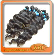 KBL alibaba hot sale cheap raw Brazilian human hair weave, cheap brazilian hair weave bundles,tangle free brazilian hair weave