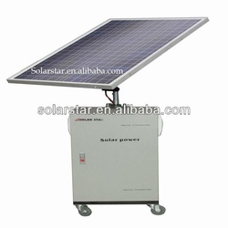 MSP-T500K3A/B:500W high power portable solar power systems