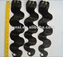 Brazilian Virgin or Peruvian Body Wave Hair Weft