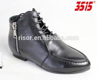 design latest korean style fashion lady flat shoes
