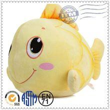Custom High Quality Plush Toys China supplier plush fish toy