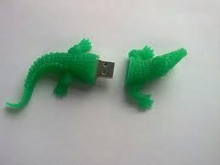 2014 new product wholesale alligator usb flash drives free samples made in china