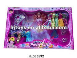 2015 latest fashion wholesale doll