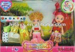 fashion craft little models girl dolls
