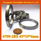 High Performance ball bearings 6709 45x55x6mm deep groove ball bearings for electric motor