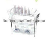 Folding Kitchen Dish Rack