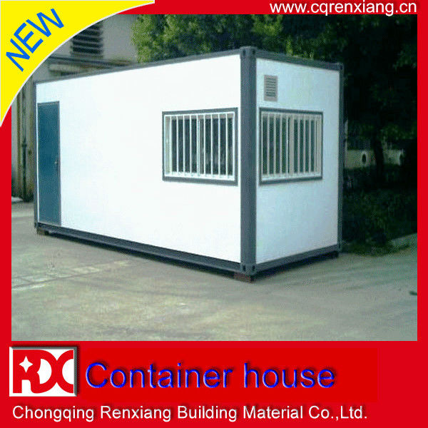 Modular luxury prefab foldable and movable shipping Container home