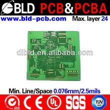 solar pcb circuit