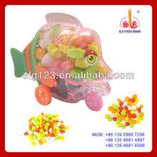 Favoritos de los niños de juguete de los pescados con caramelo