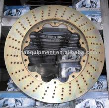 330mm,355mm racing brake disc/brake rotor/disco del freno da corsa LINEATION-BORE/