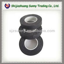 adhesive black fabric insulation tape