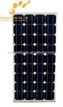 Monocrystalline Solar Panel 150W with High Efficiency