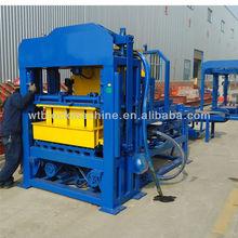 QT4-15A construction equipment/block making machine price