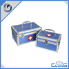 MLD-FA10 Emergency Treatment Home Care Aluminium First Aid kit Box medical case