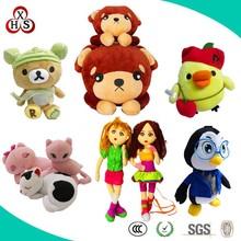 OEM stuffed dog soft toy, China factory toys, Custom Plush Toy Animals