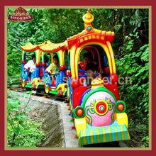 Amazing park equipment outdoor mini train