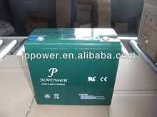 Electric vehicle battery 48V 20AH