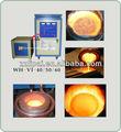 China henan indução sucatade cobre/prata/fornalha de derretimento ouro
