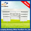 China High quality Hot sale steel office desk with locking drawer